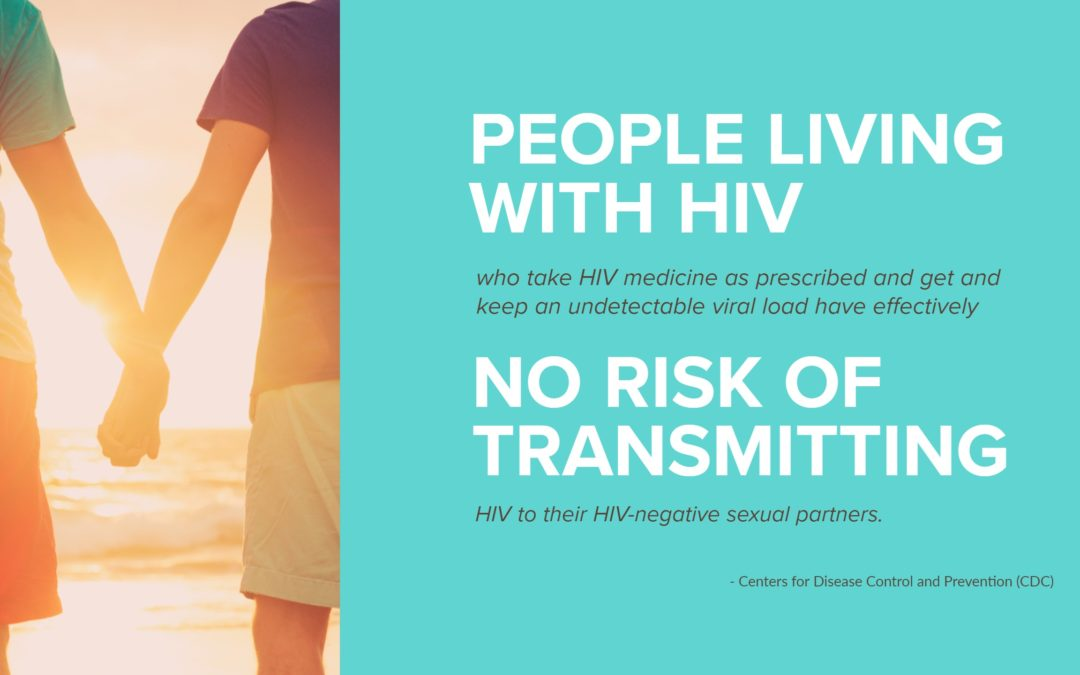 Viral Suppression and Preventing HIV Transmission