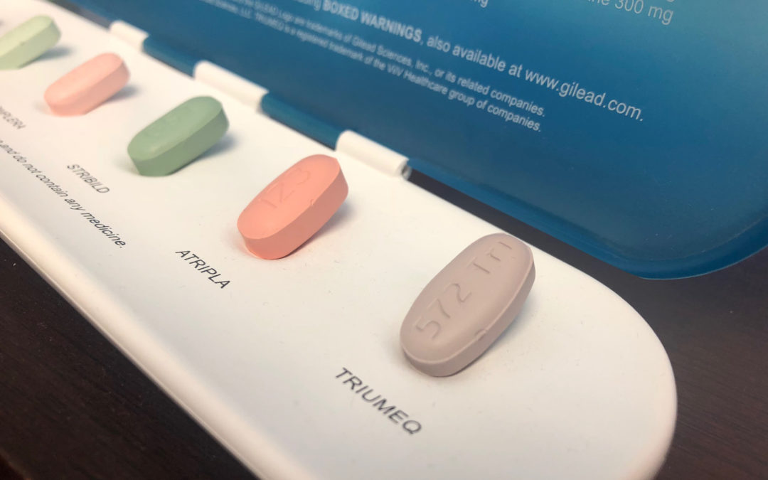 All your HIV medications now in one place